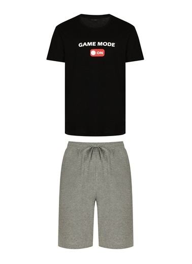 Penti Çok Renkli Game Mode Şort Takımı Renkli